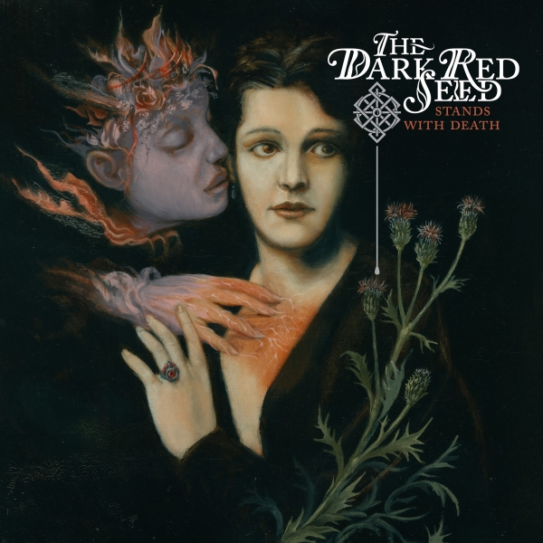 "The Dark Red Seed - Stands With Death Vinyl 12"" EP"