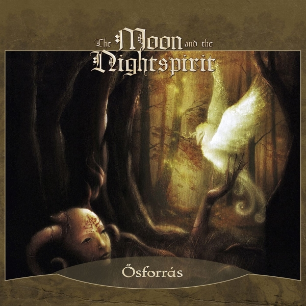 The Moon And The Nightspirit - Osforrás CD Digipak