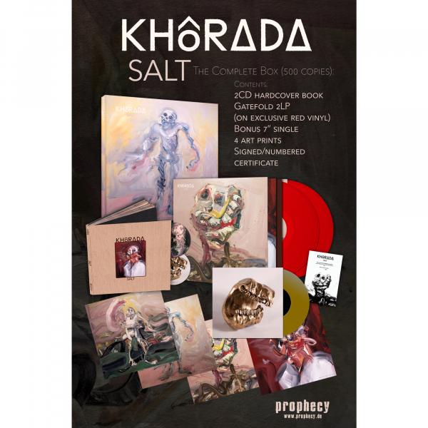 Khôrada - Salt Complete Box