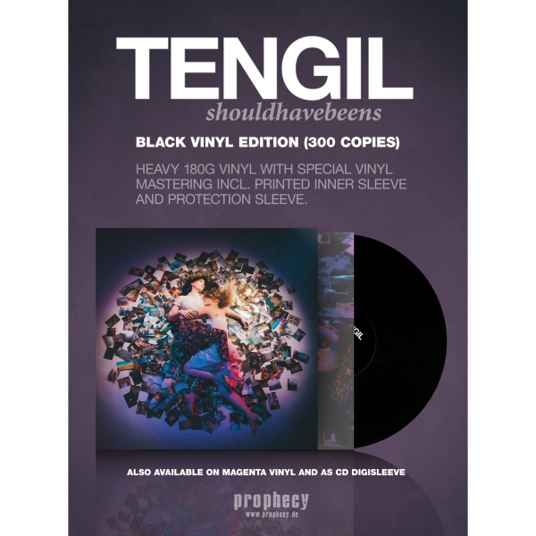 Tengil - shouldhavebeens Vinyl LP | black