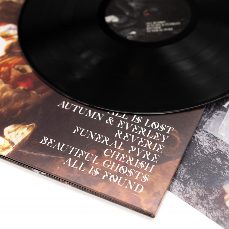 Unreqvited - Beautiful Ghosts Vinyl Gatefold LP  |  Black