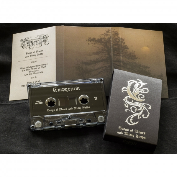 Empyrium - Songs Of Moors & Misty Fields MC