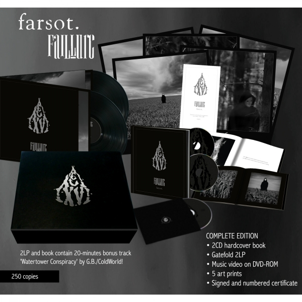 Farsot - FAIL·LURE Complete Box (black)