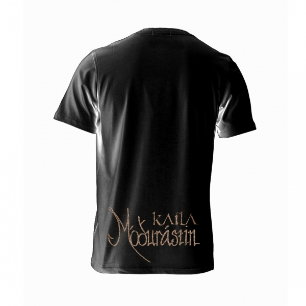 Katla - Mó∂urástin (black) Girlie-Shirt | M | black
