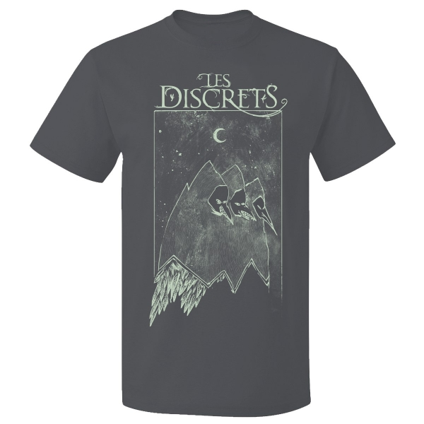 Les Discrets - Prédateurs - Book + Shirt Bundle