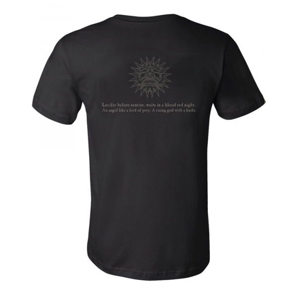 Sol Invictus - Necropolis T-Shirt | L | black
