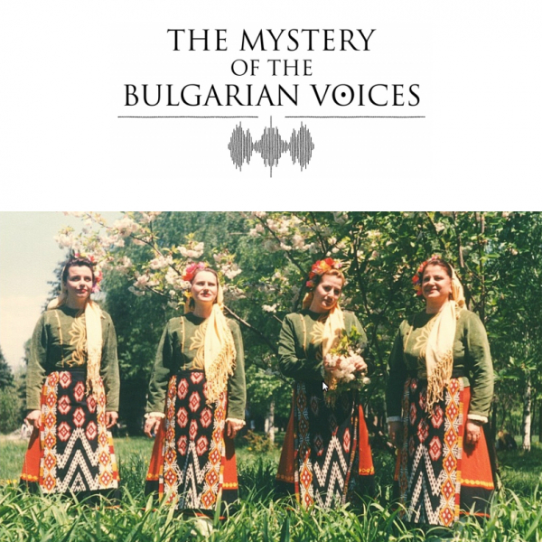 The Mystery Of The Bulgarian Voices feat. Lisa Gerrard - Pora Sotunda