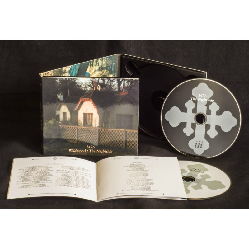 1476 - Wildwood / The Nightside CD-2 Digipak