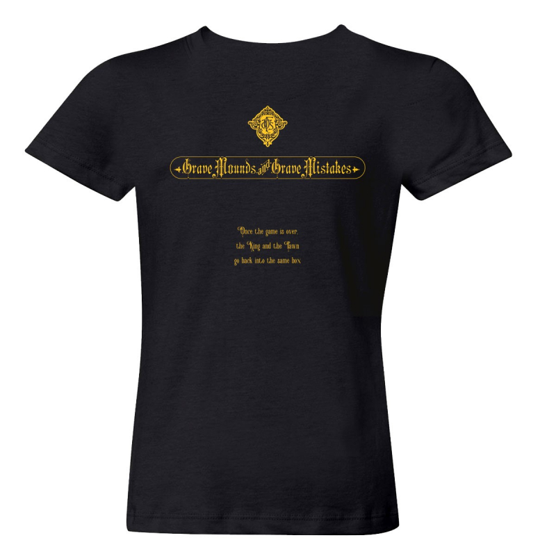 A Forest Of Stars - Grave Mounds And Grave Mistakes Girlie-Shirt  |  S  |  black