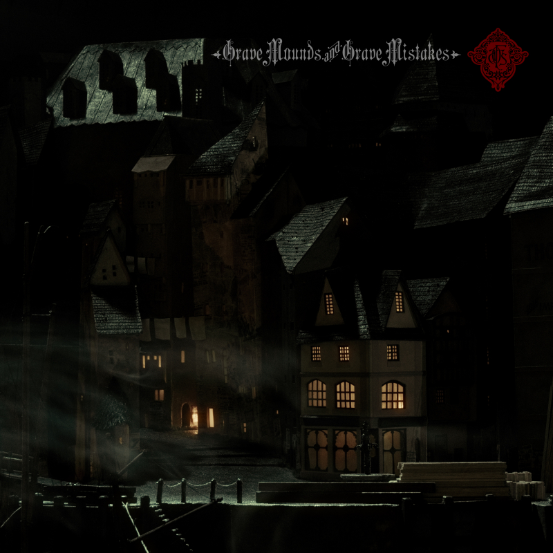 A Forest Of Stars - Grave Mounds And Grave Mistakes Vinyl 2-LP Gatefold  |  clear