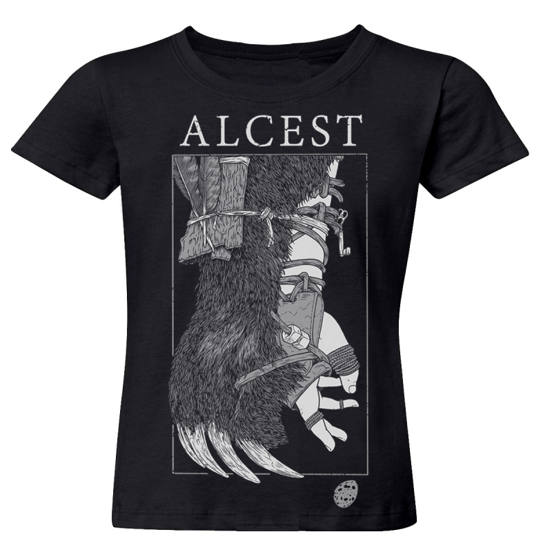 Alcest - Oiseaux De Proie Girlie-Shirt  |  S  |  black