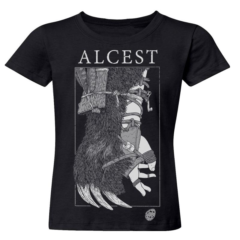 Alcest - Oiseaux De Proie Longsleeve     XL     black