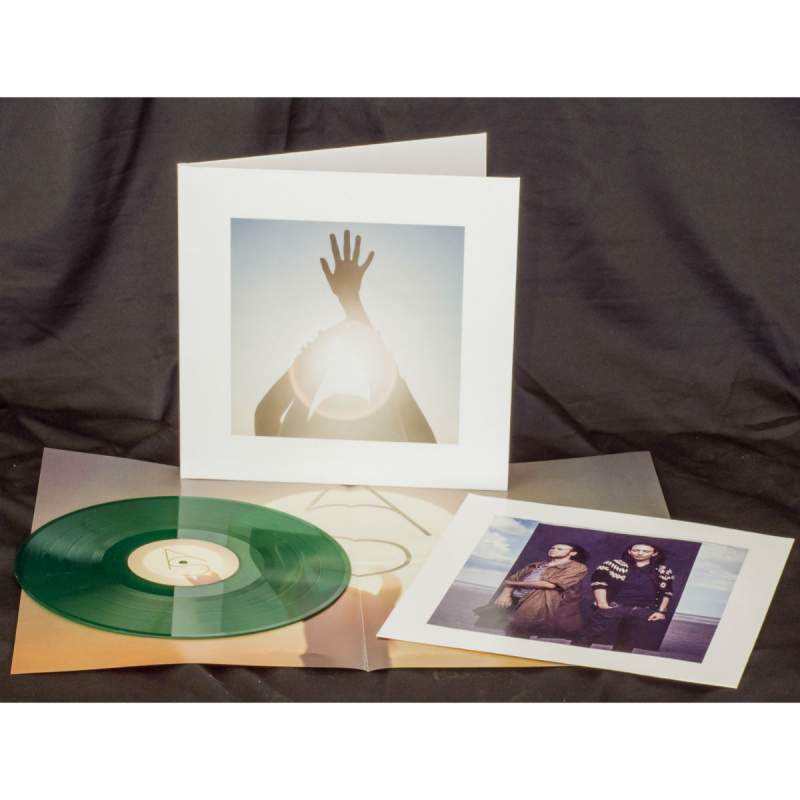 Alcest - Shelter Vinyl Gatefold LP  |  green