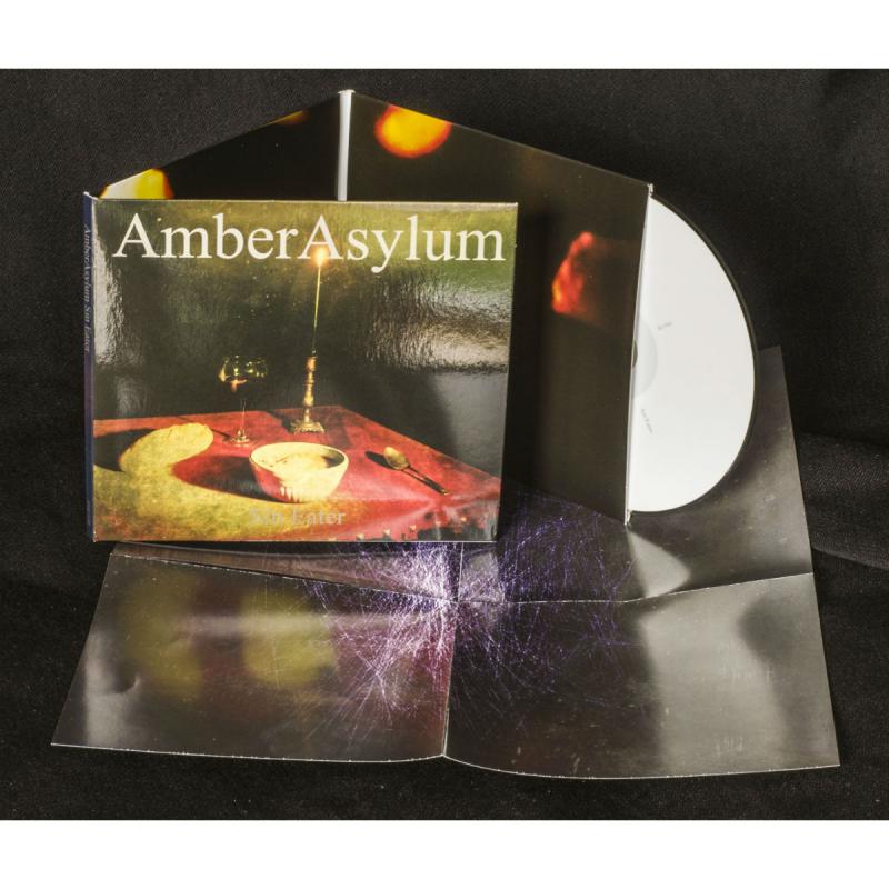 Amber Asylum - Sin Eater Vinyl 2-LP Gatefold  |  black