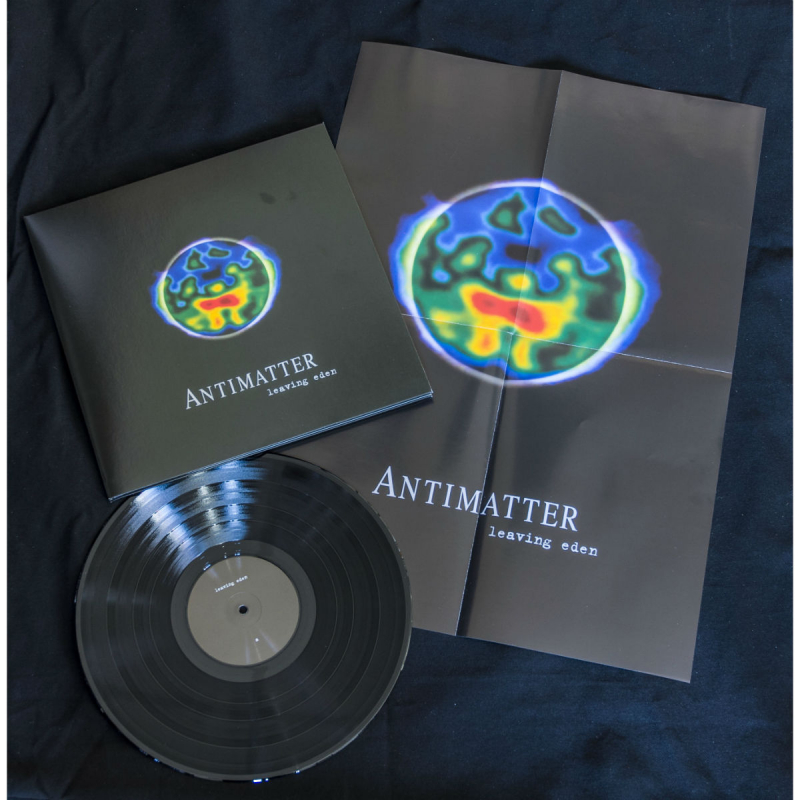 Antimatter - Leaving Eden CD