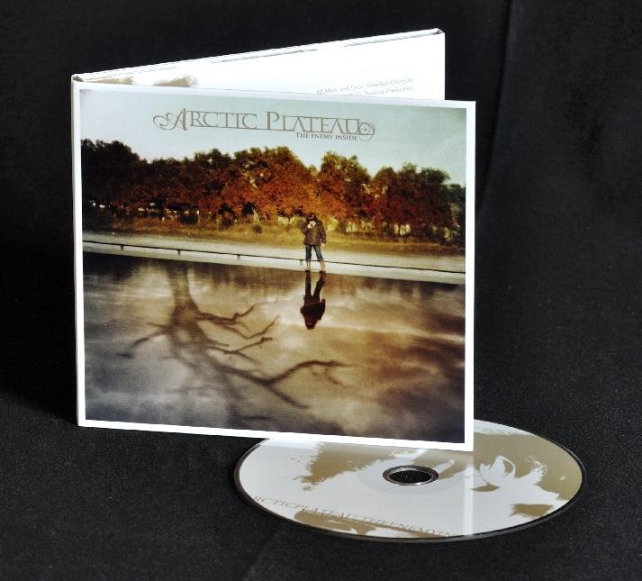Arctic Plateau - The Enemy Inside CD Digipak