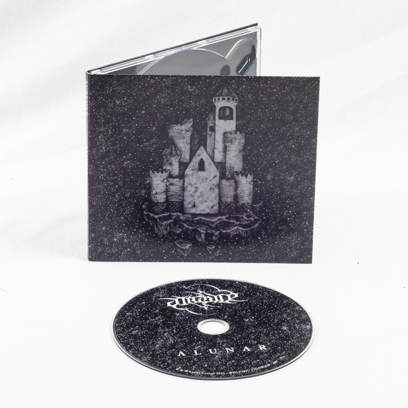 Aureole - Alunar CD Digipak