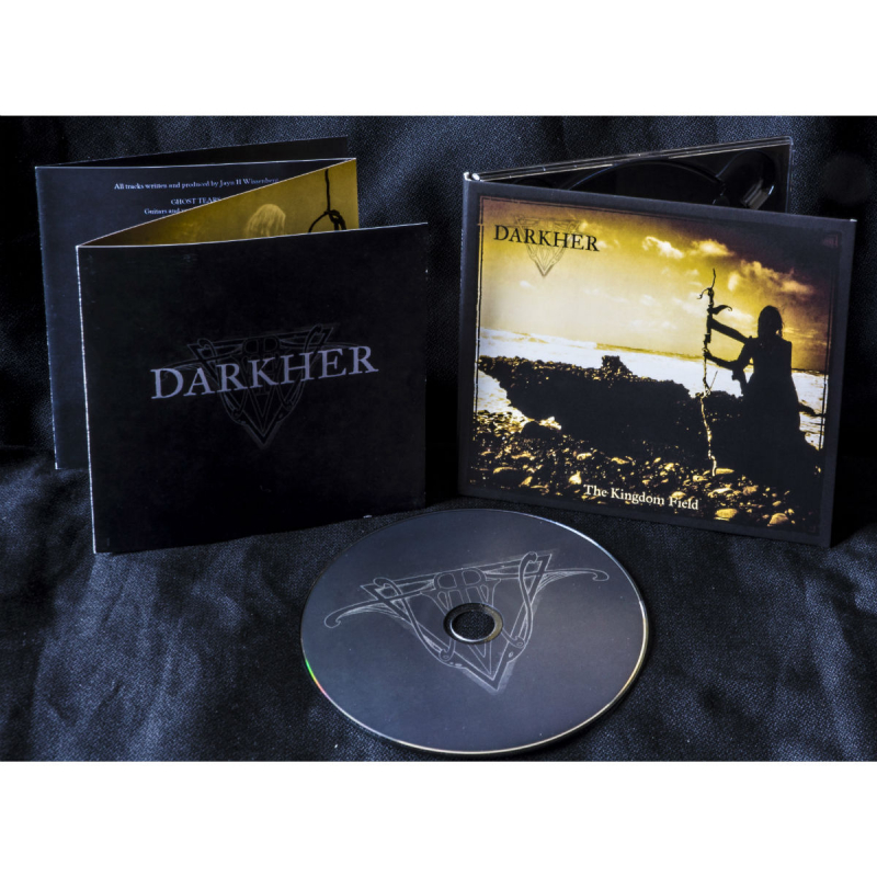 "Darkher - The Kingdom Field Vinyl 12"" EP  