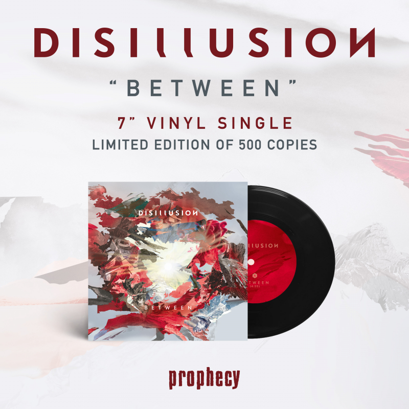 Disillusion - Between Vinyl 7"