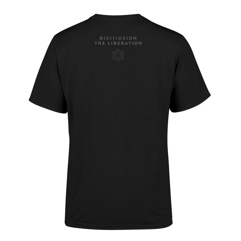 Disillusion - The Liberation T-Shirt     L     Black