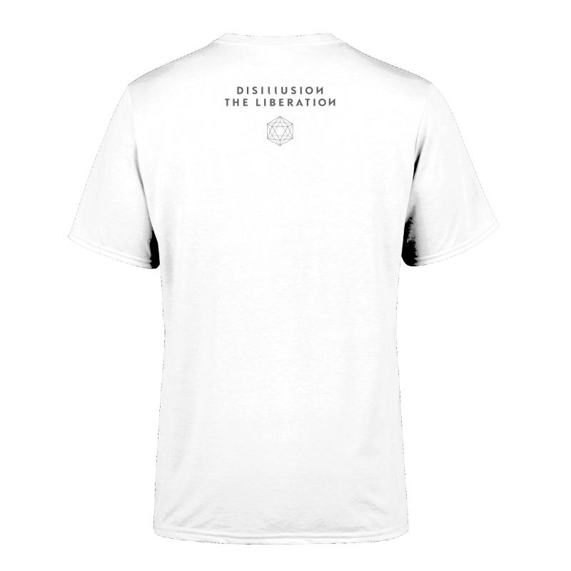 Disillusion - The Liberation T-Shirt  |  XXL  |  White