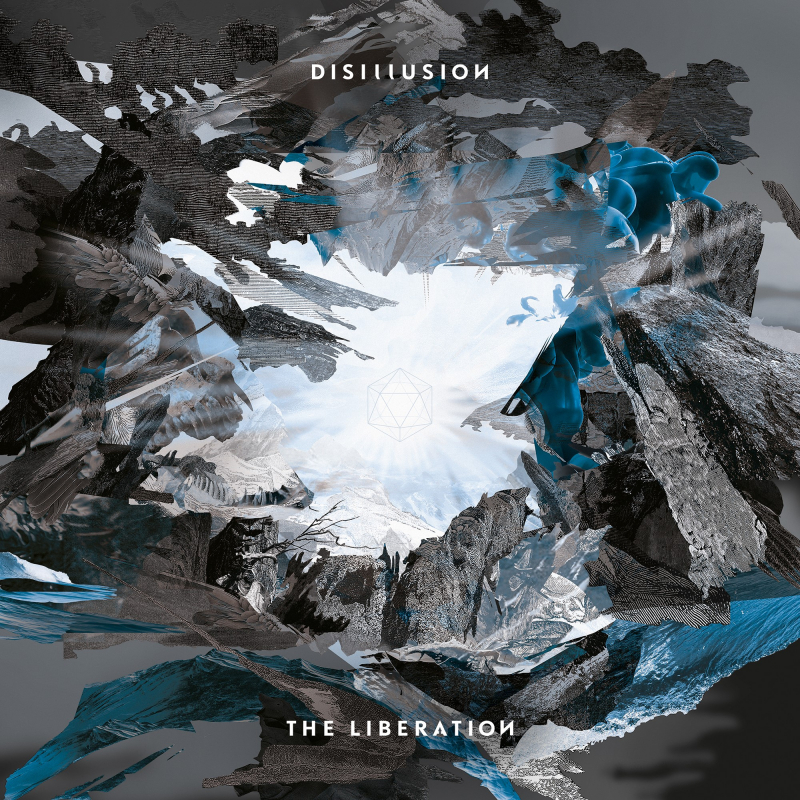 Disillusion - The Liberation Vinyl 2-LP Gatefold  |  Black