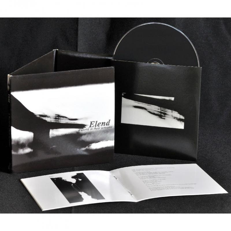 Elend - A World In Their Screams CD Digipak