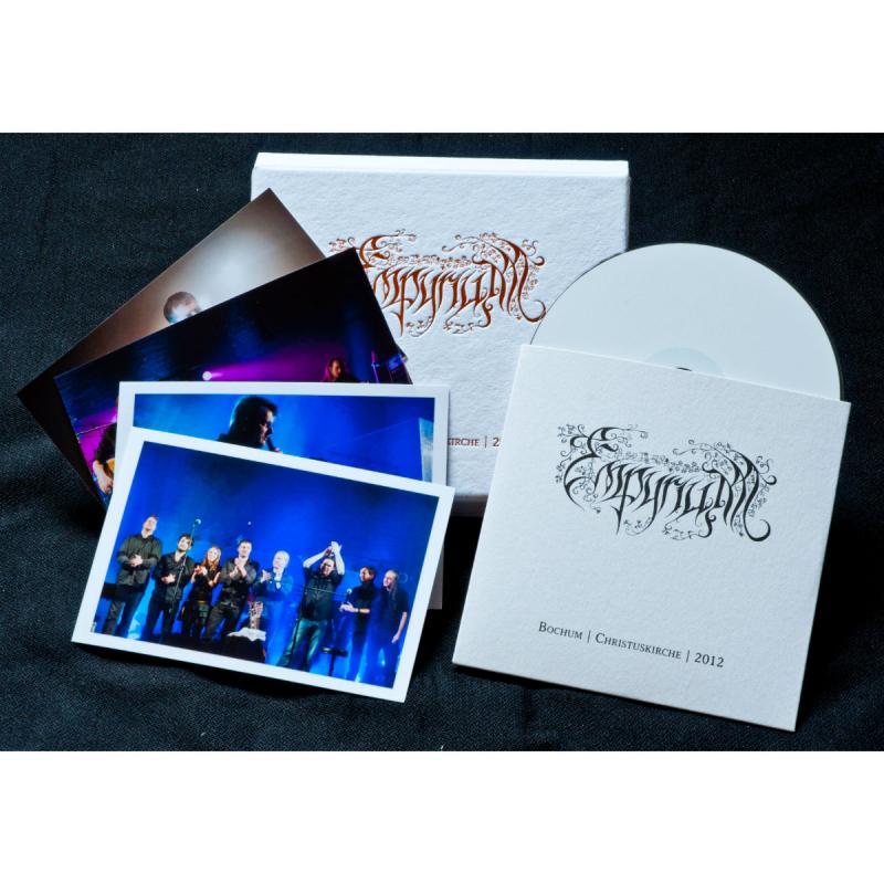 Empyrium - Bochum   Christuskirche   2012 CD