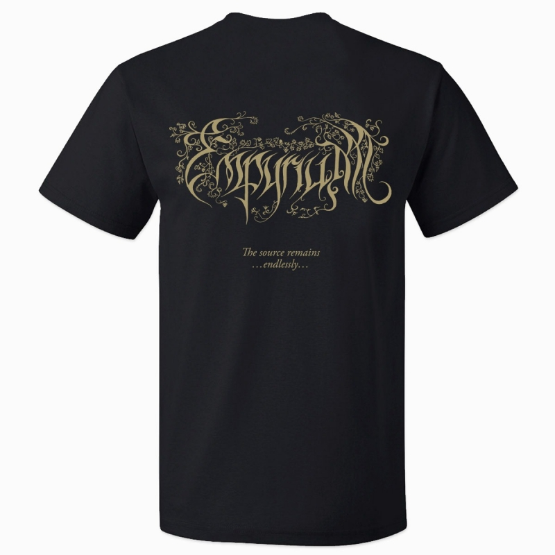 Empyrium - The Source Remains T-Shirt  |  S  |  white