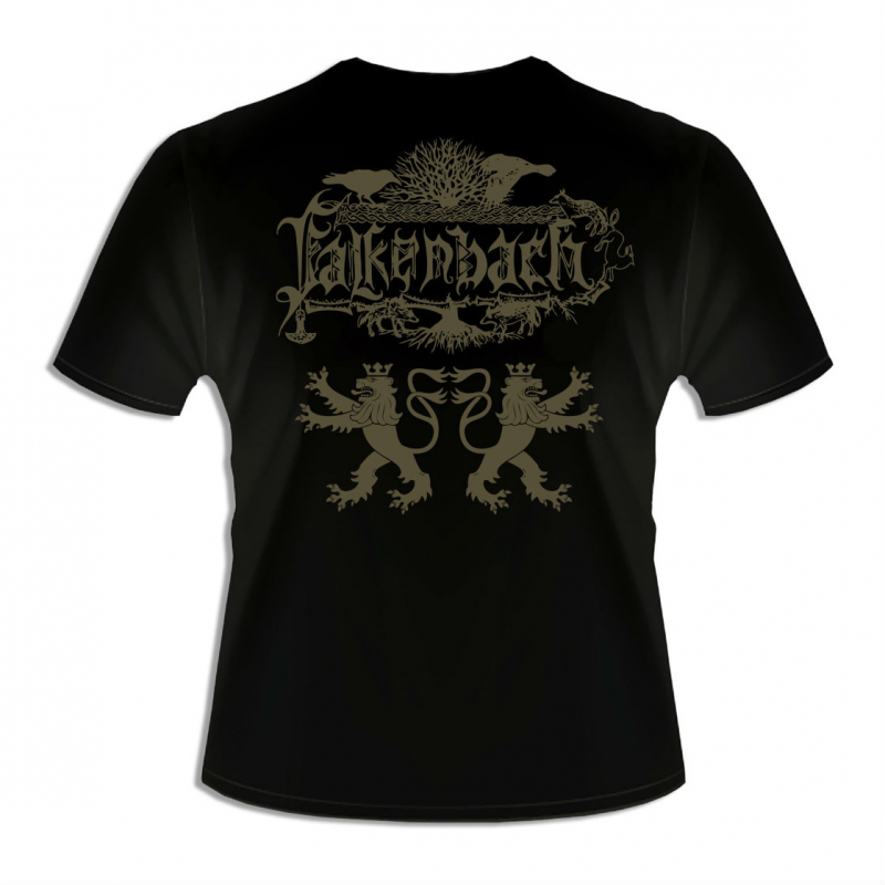 Falkenbach - Asa T-Shirt  |  M  |  black