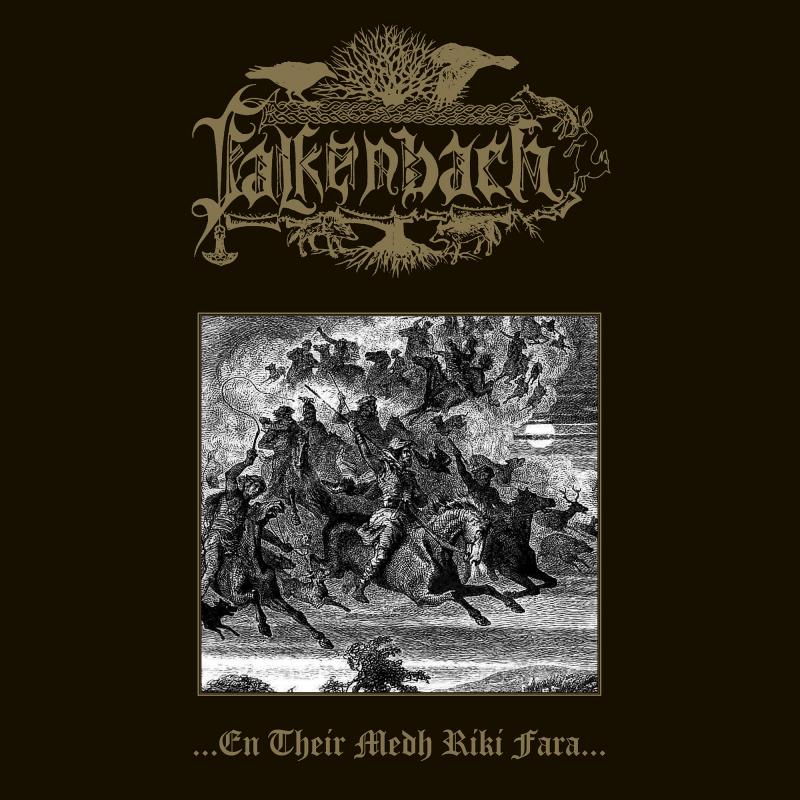 Falkenbach - ...en their medh riki fara... Vinyl Gatefold LP  |  Black