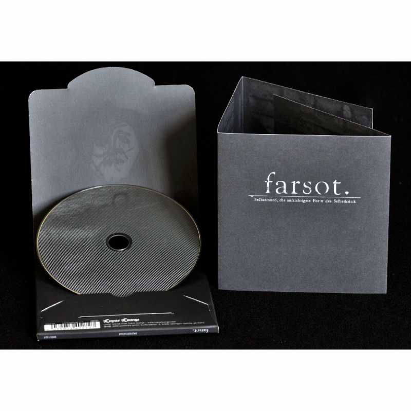 Farsot - 042103Freitod CD Digipak