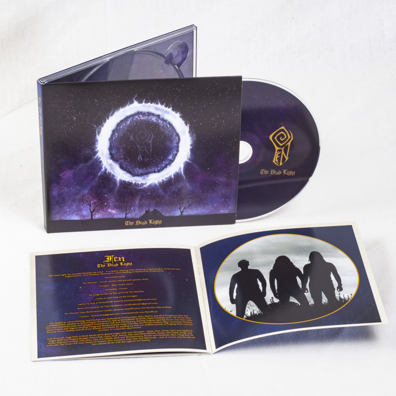 Fen - The Dead Light CD Digipak