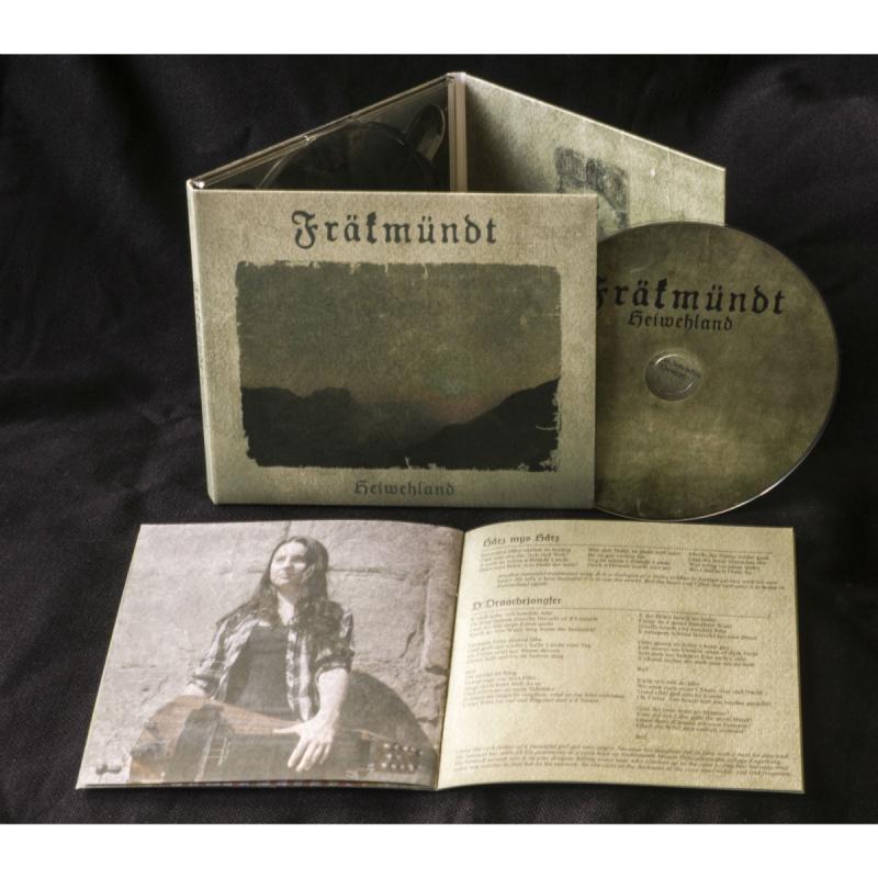 Fräkmündt - Heiwehland CD Digipak