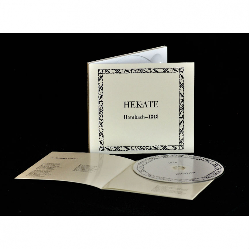 Hekate - Hambach 1848 CD Digipak