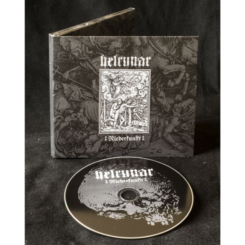Helrunar - Niederkunfft Book 2-CD
