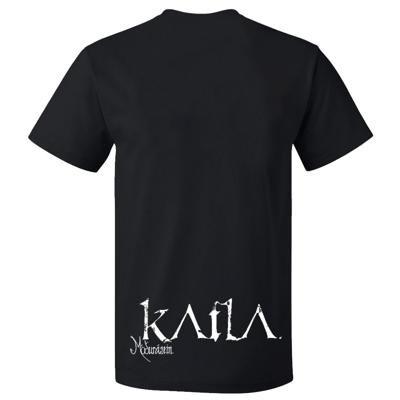 Katla - Logo Girlie-Shirt  |  M  |  black