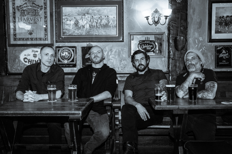 Khôrada signs with Prophecy Productions - Former Agalloch and Giant Squid musicians unite