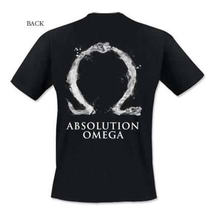 Lantlôs - Absolution Omega T-Shirt  |  M  |  Black