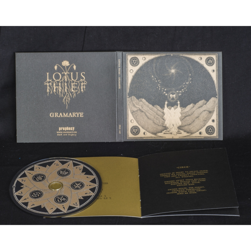 Lotus Thief - Gramarye CD Digipak