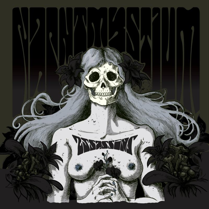 Nachtmystium - Assassins - Black Meddle Pt. I Vinyl LP  |  Black