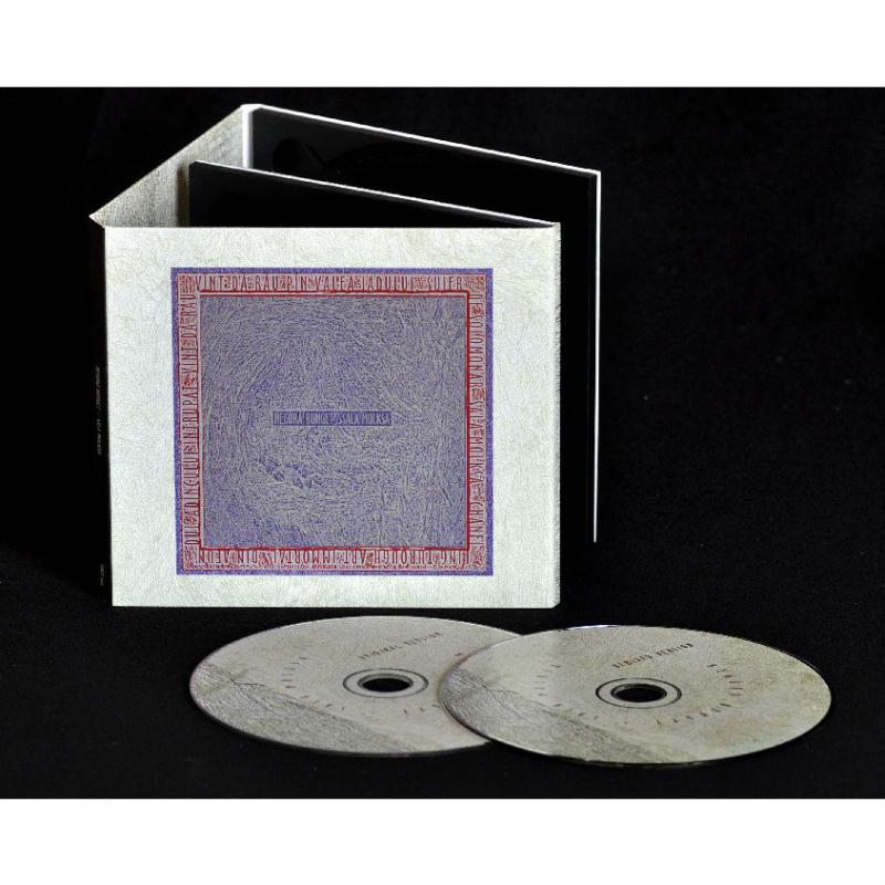 Negura Bunget - Sala Molksa CD-2 Digipak