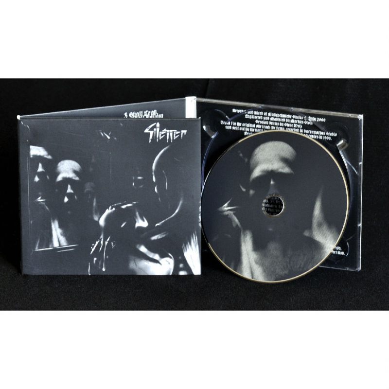 Silencer - Death, Pierce Me CD Digipak