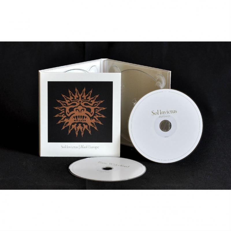 Sol Invictus - Black Europe CD+DVD Digipak