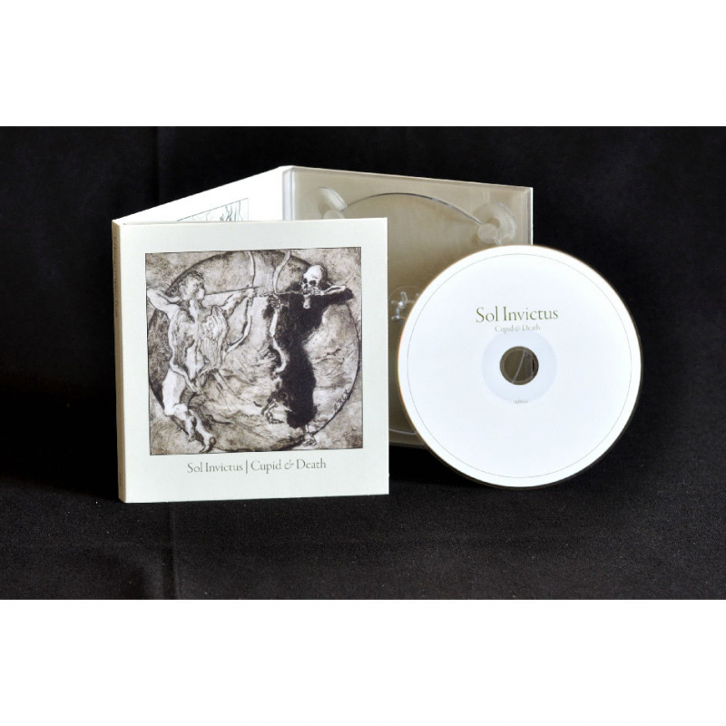 Sol Invictus - Cupid & Death CD Digipak