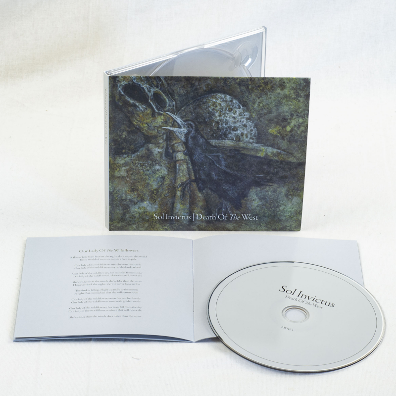 Sol Invictus - Death of the West CD Digipak