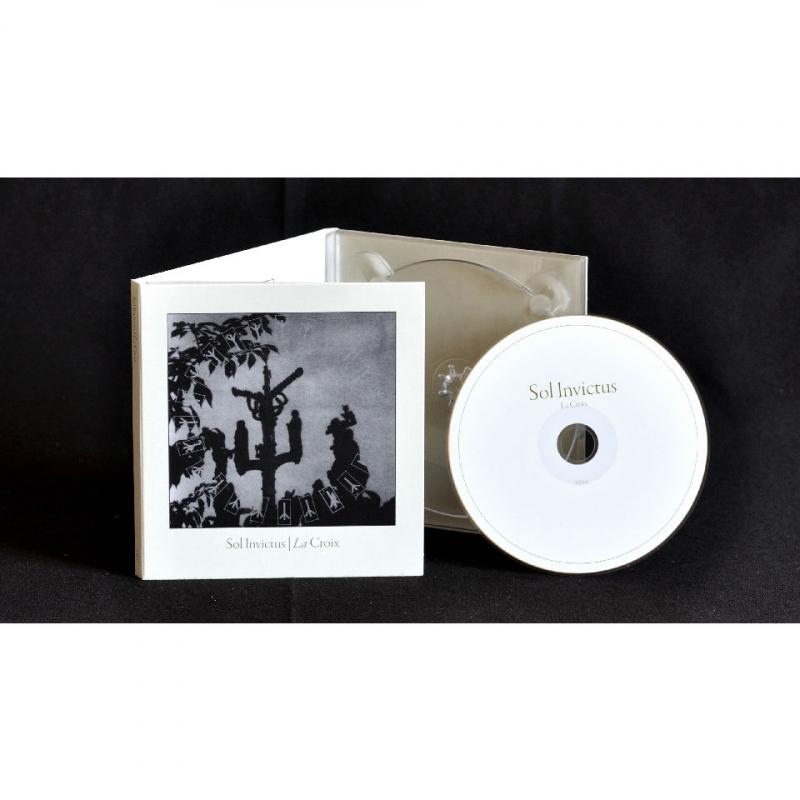 Sol Invictus - La Croix CD Digipak