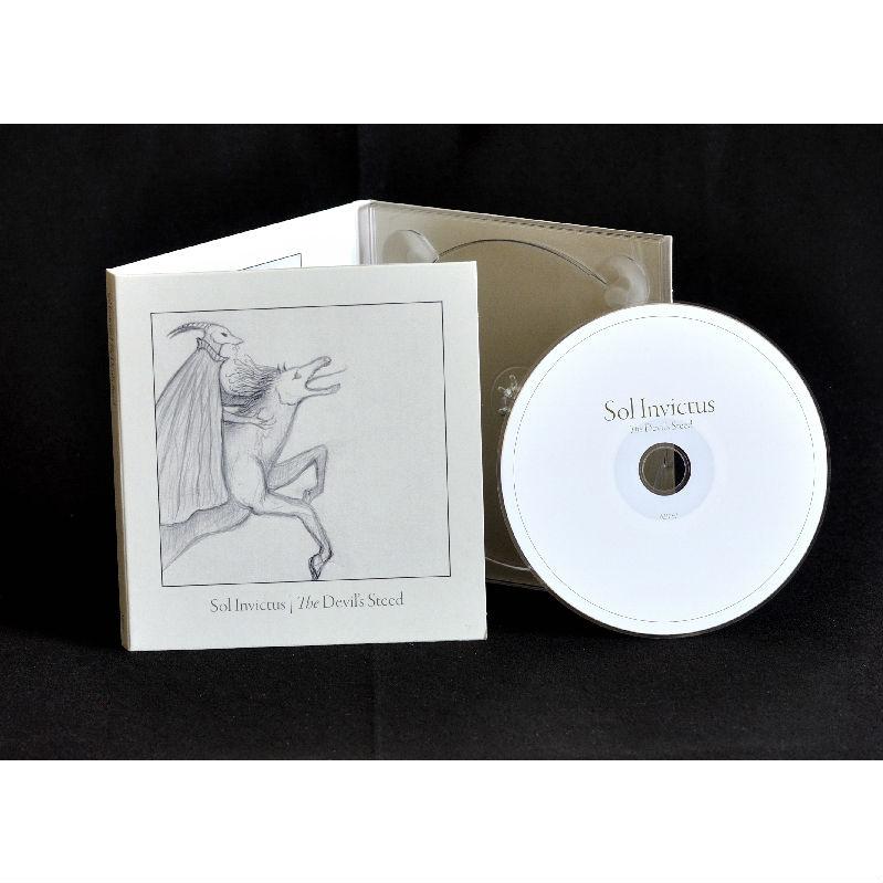 Sol Invictus - The Devil's Steed CD Digipak