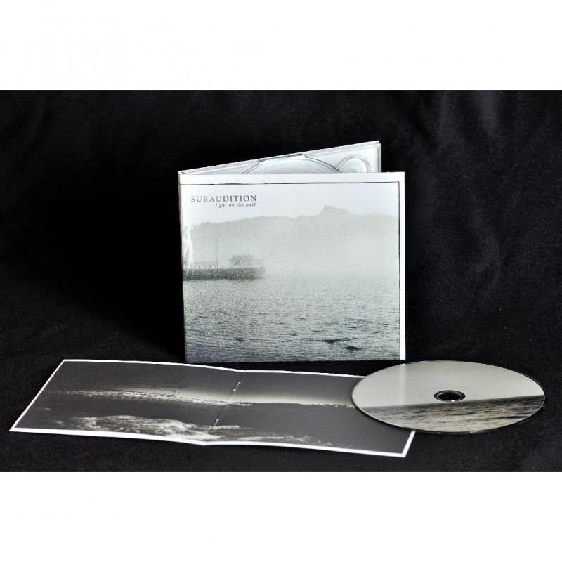 Subaudition - Light On The Path CD Digipak