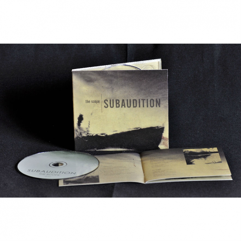 Subaudition - The Scope CD Digipak